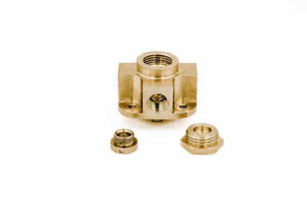 Pioneer Service Inc, Precision Machining, 360 Brass, Test & Measurement, ISO9001, Swiss, Manufacturing 4.0