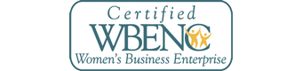 Certified WBENC Womens Business Enterprise
