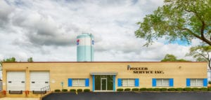 Pioneer Service Inc facility in Addison IL Precision CNC Machining