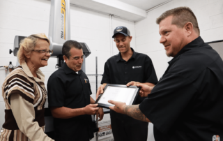 Pioneer Service Earns AS9100D Certification