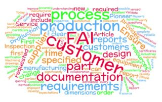 FAI Reports Word Cloud Pioneer Service