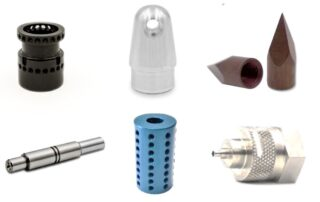 Finishing Options for Precision Machined Components - Pioneer Service