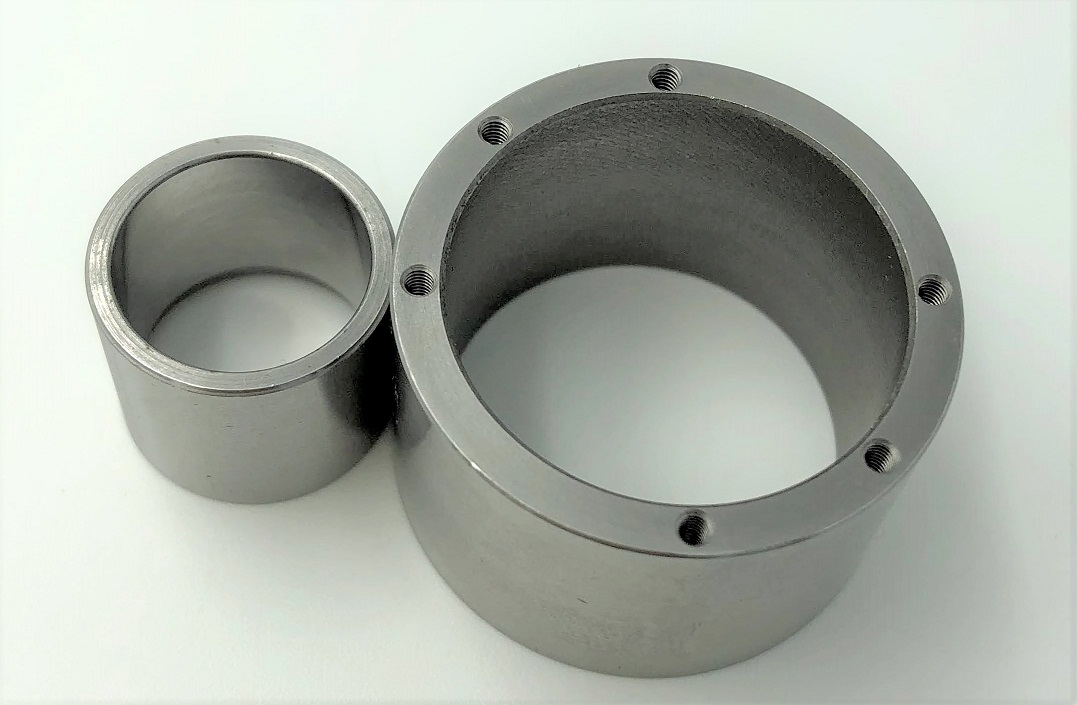 Honing on Precision Turned Components - Pioneer Service Inc.