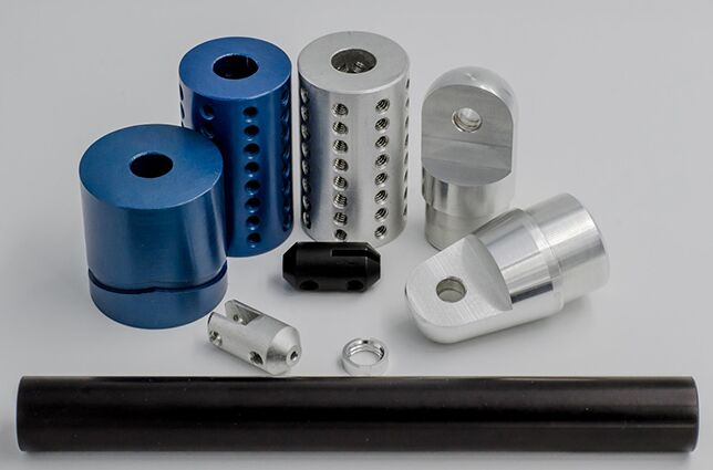 Anodizing Precision Machined Components   Pioneer Service Inc