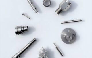 Pioneer Service Set of Steel Parts