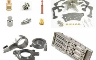 Pioneer Service - Examples of Types of CNC Machining