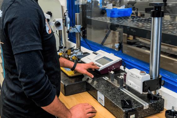 Quality Label Profilometer Use - Pioneer Service