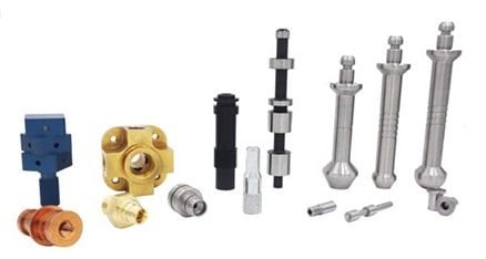 CNC Swiss Machining Experts - Pioneer Service Inc